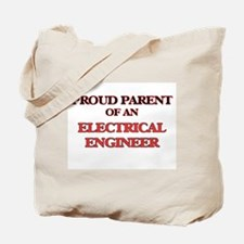 Proud Parent of a Electrical Engineer Tote Bag