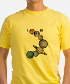 Cute Planets T