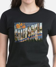 California Postcard Tee
