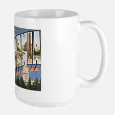 California Postcard Mug