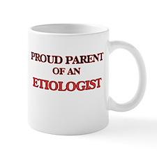 Proud Parent of a Etiologist Mugs