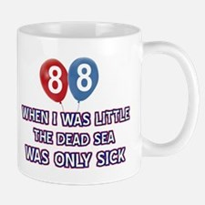 88 year old dead sea designs Mug