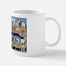 Catalina Island Postcard Mug