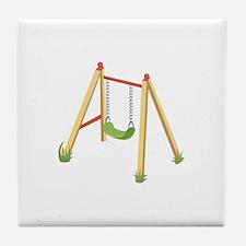 Outdoor Swing Tile Coaster