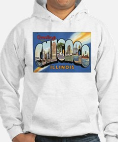 Chicago Postcard Hoodie