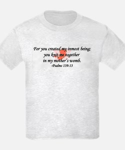"""""""You Knit Me Together"""" T-Shirt"""
