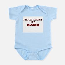 Proud Parent of a Banker Body Suit