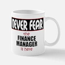 Finance Manager Mugs