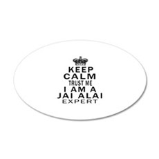 jai Alai Expert Designs Wall Decal
