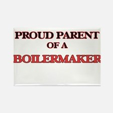 Proud Parent of a Boilermaker Magnets