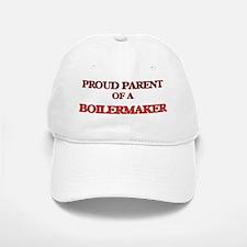 Proud Parent of a Boilermaker Baseball Baseball Cap