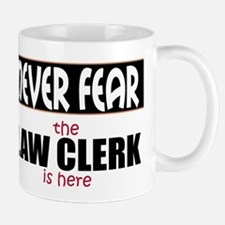 Law Clerk Mugs