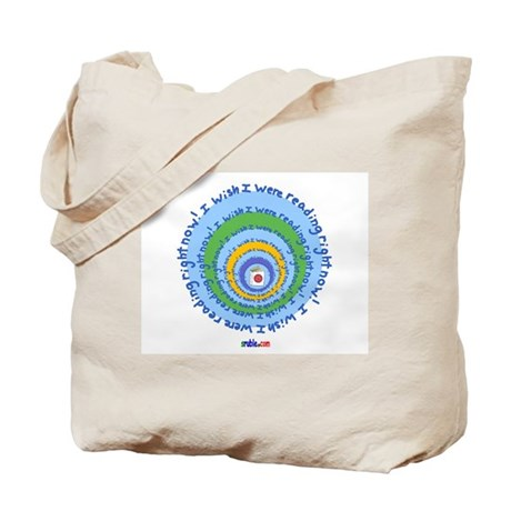 Reading Wishes Tote Bag