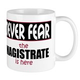 Magistrate Small Mugs (11 oz)