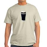 Guinness beer Mens Light T-shirts