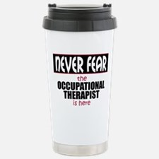 Occupational Therapist Stainless Steel Travel Mug