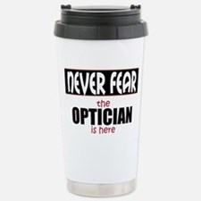 Optician Stainless Steel Travel Mug