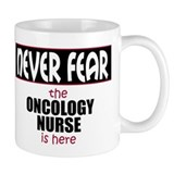 Oncology nurse Small Mugs (11 oz)