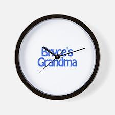 Bryce's Grandma Wall Clock