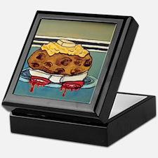 Baked Potato Boy Keepsake Box
