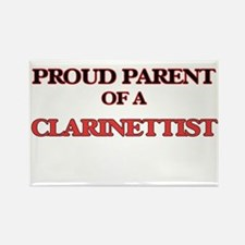 Proud Parent of a Clarinettist Magnets