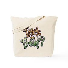 Gothy Trick or Treat Tote Bag