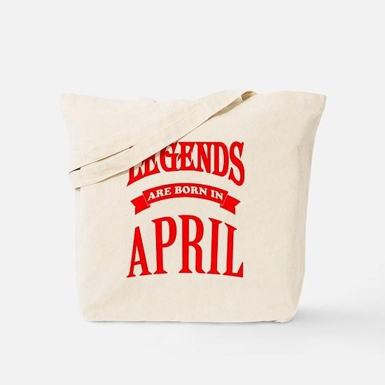 Cute April Tote Bag