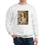 Cubist Mona Lisa Sweatshirt