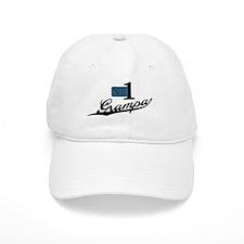 Number One Grampa Baseball Cap