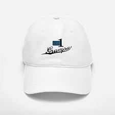 Number One Grampa Cap