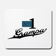 Number One Grampa Mousepad