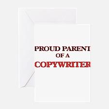 Proud Parent of a Copywriter Greeting Cards