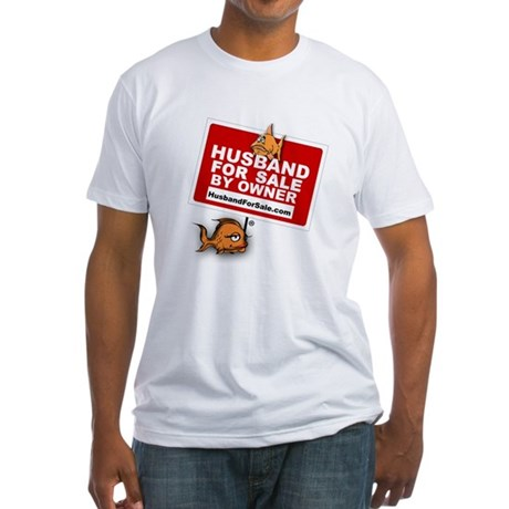 Husband For Sale Fitted T-Shirt