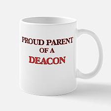 Proud Parent of a Deacon Mugs