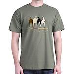 Nothin' Butt Chihuahuas Dark T-Shirt