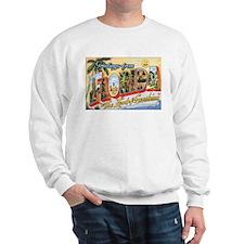 Florida Postcard Sweatshirt