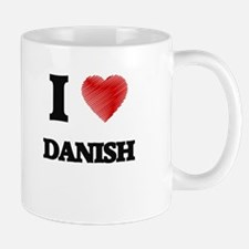 I love Danish Mugs