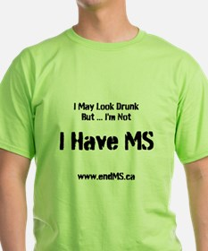 Funny Multiple sclerosis T-Shirt