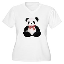Cute Stuffed Panda T-Shirt