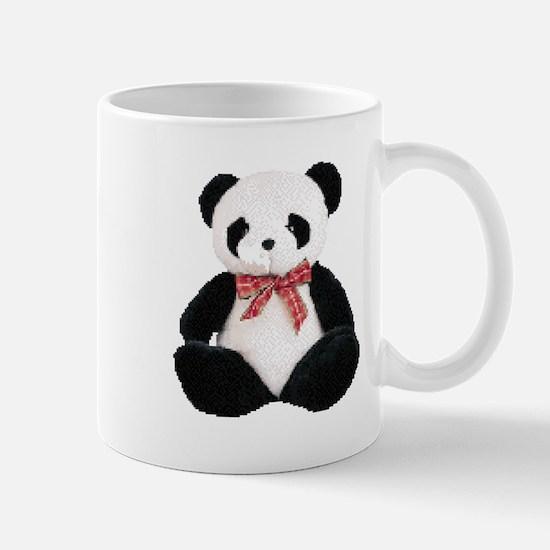 Cute Stuffed Panda Mug