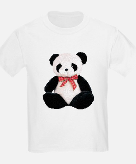 Cute Stuffed Panda T-Shirt