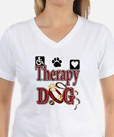 Therapy Dog Shirt