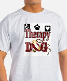 Therapy Dog T-Shirt