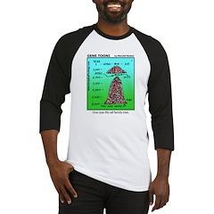 #1 Fits-all family tree Baseball Jersey