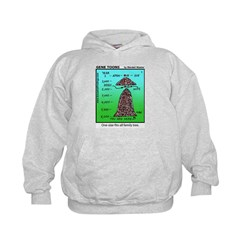 #1 Fits-all family tree Hoodie