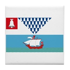 Belfast Flag Tile Coaster