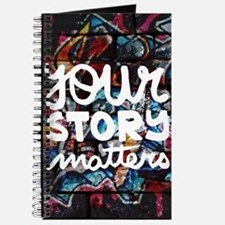 your story matters graffiti hip hop Journal