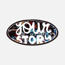 your story matters graffiti hip hop Patch