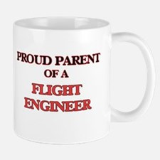 Proud Parent of a Flight Engineer Mugs