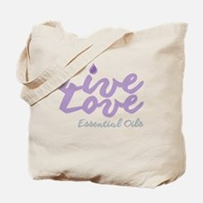 Live Love Essential Oils Tote Bag